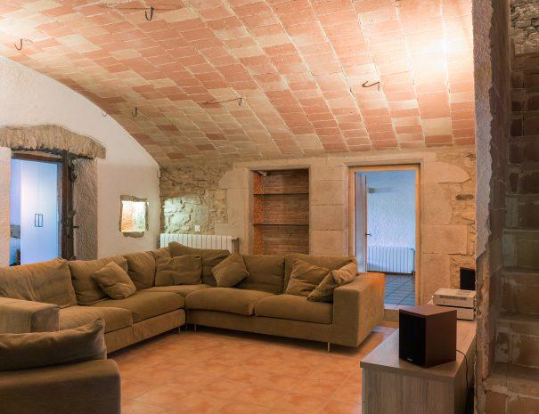 Alquiler Casa Rural Girona Familiar Bosque