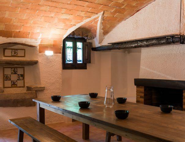 Casa Rural Familia Piscina Barbacoa Girona