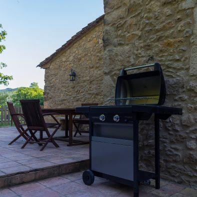 Casa Rural Girona Barbacoa Alquiler