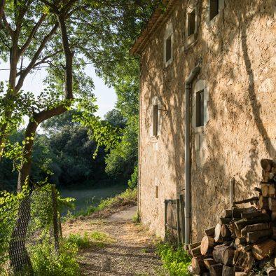 Exteriors Can Gich Casa Rural Lloguer
