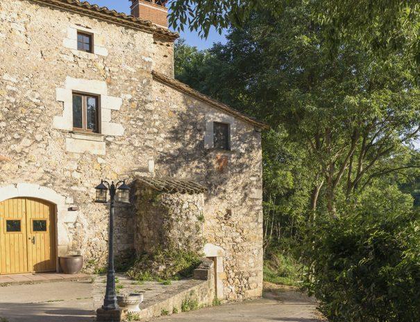 Lloguer Casa Rural Girona Piscina Can Gich Bicis