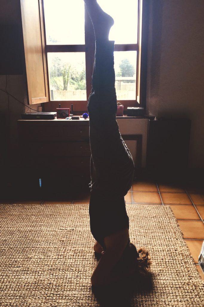 Yoga Can Gich Casa Rural Girona Alquiler Familia